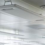 Installation acoustique au plafond